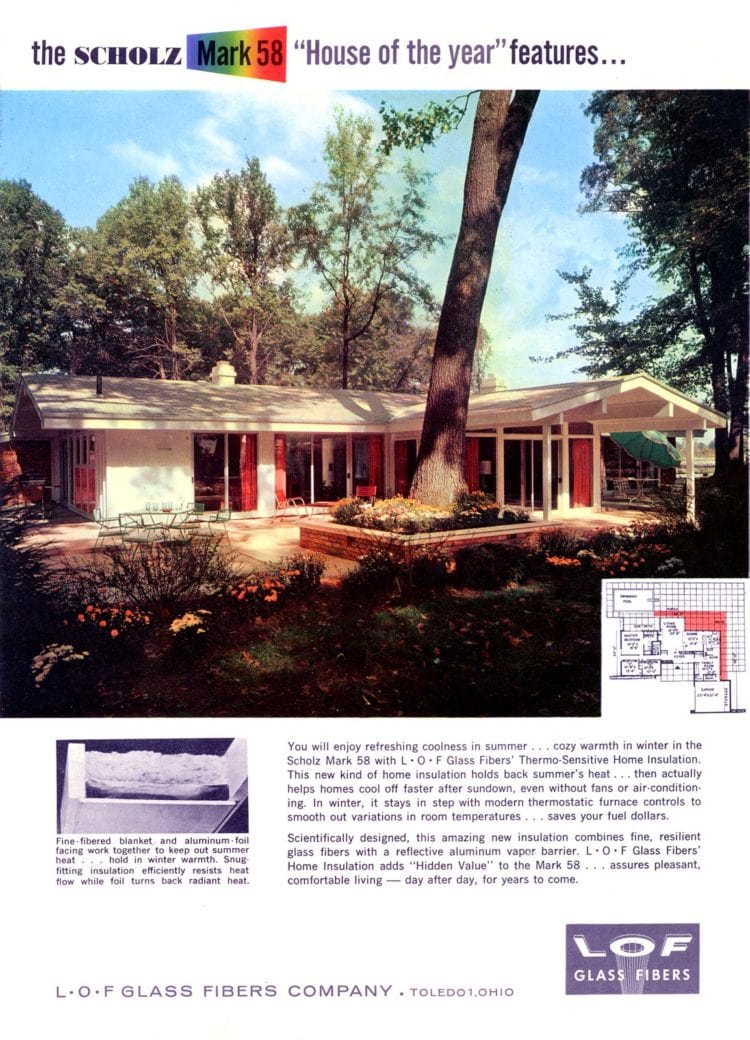 Scholz Mark 58 mid-century modern model home exterior (5)