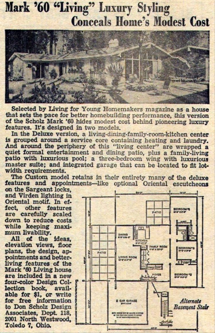 Scholz Mark 60 - Version from North Dakota