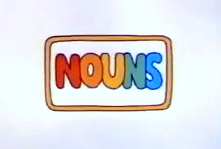Schoolhouse Rock A Noun Is A Person, Place Or Thing 1973 (5)
