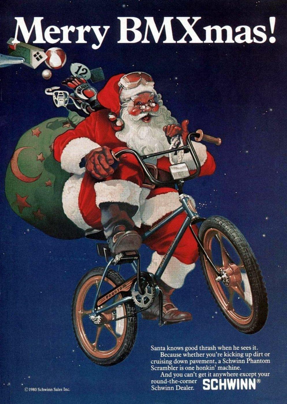 Schwinn BMX bikes 1980