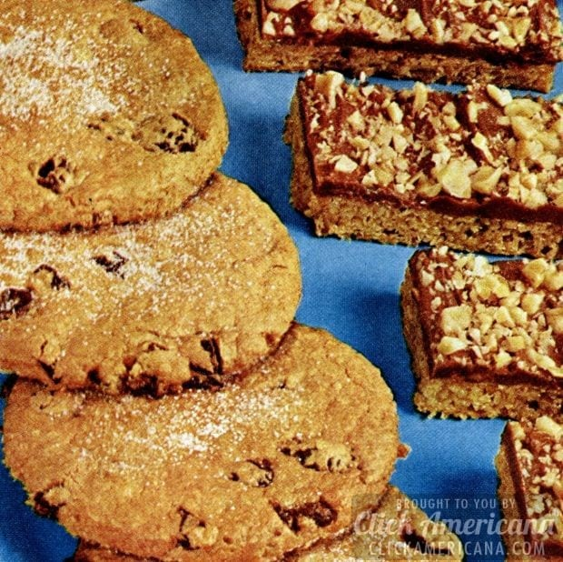 Scotch Toffee Bars & Sugar 'n Spice Cookies (1964)
