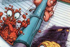 Scripto erasable pens