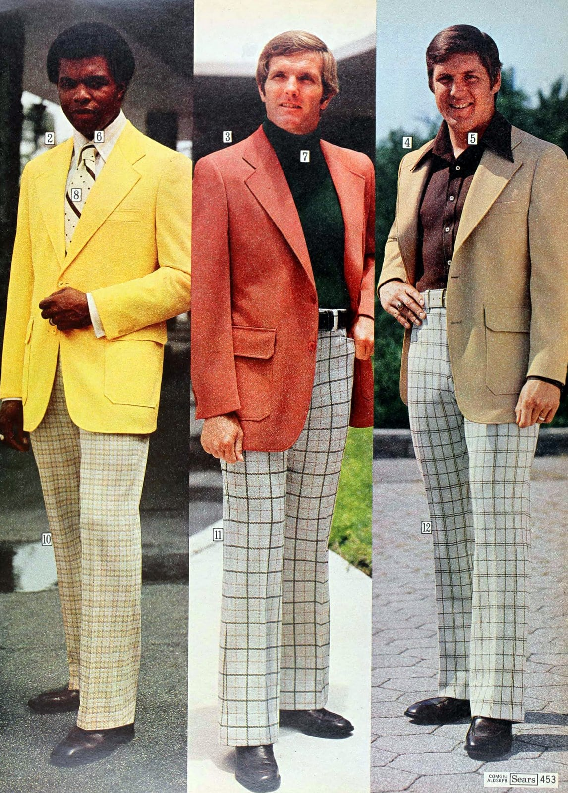 Sears suits and menswear from the 1970s (2)