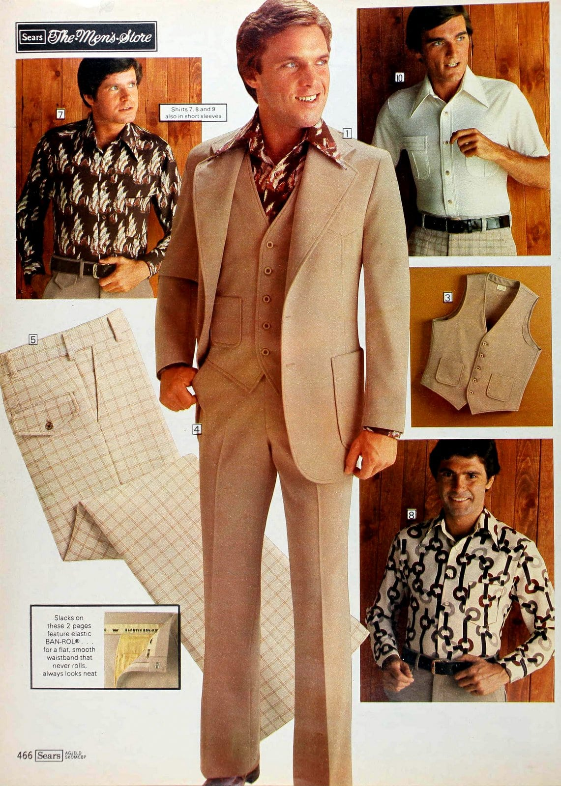 Sears suits and menswear from the 1970s (3)