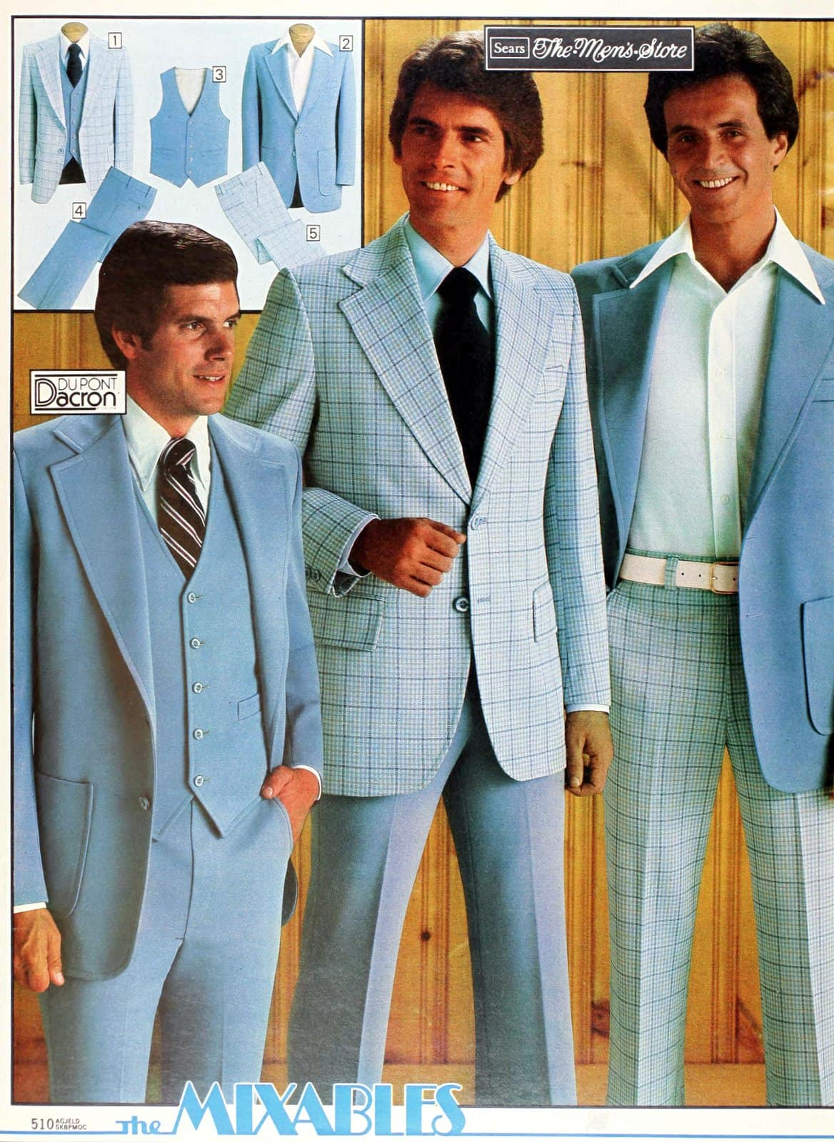 Sears suits and menswear from the 1970s (5)