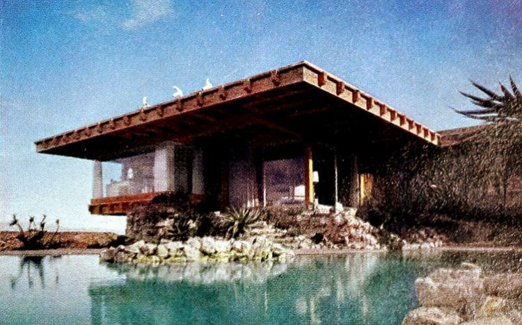 Second Palm Springs vintage swimming pools (1)