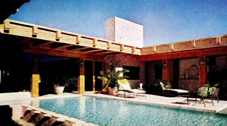 Second Palm Springs vintage swimming pools (2)