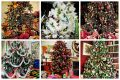 See how people festively decorated Christmas trees back in the '70s