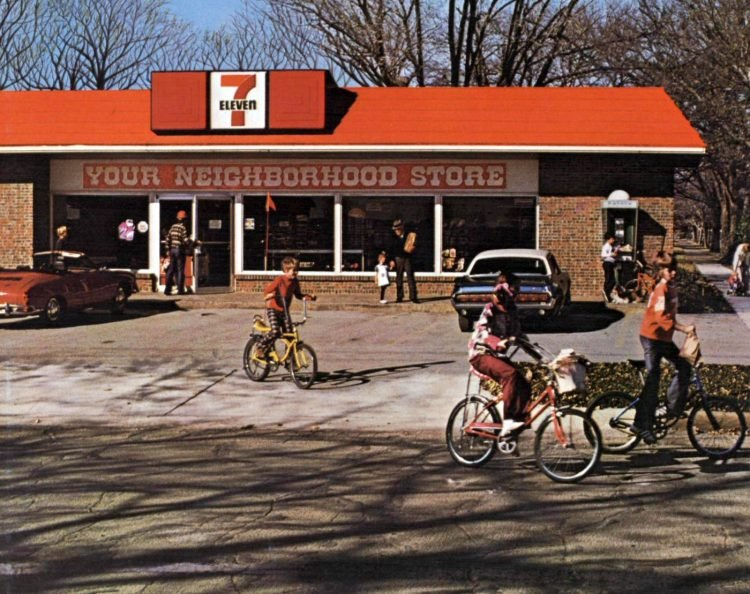 See old 7-Eleven stores from 197 (8)