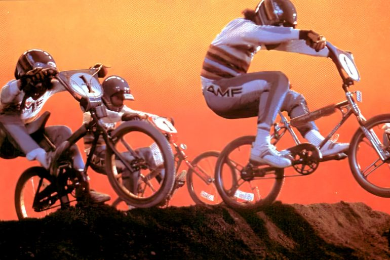 See popular BMX bikes from the 70s and 80s
