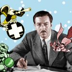 See the military insignia that Disney designed for WWII
