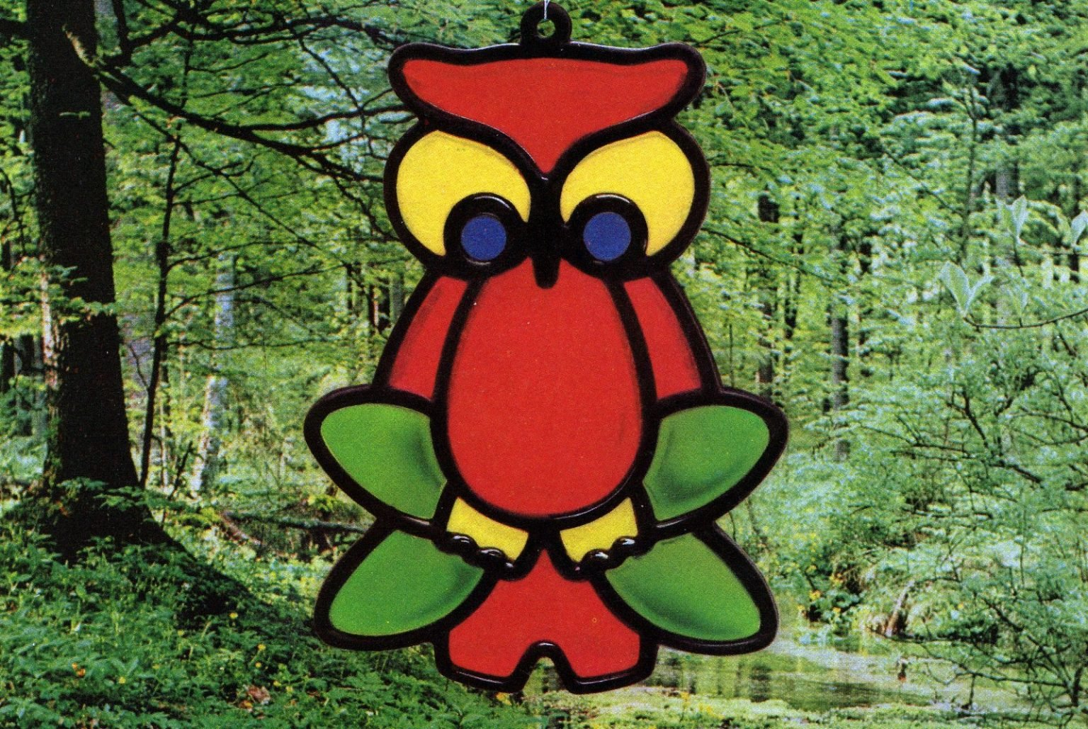 See vintage Mr Culver's Sparklers stained glass air fresheners