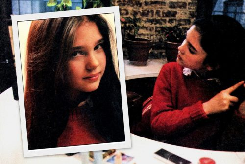 See young Jennifer Connelly before she was famous