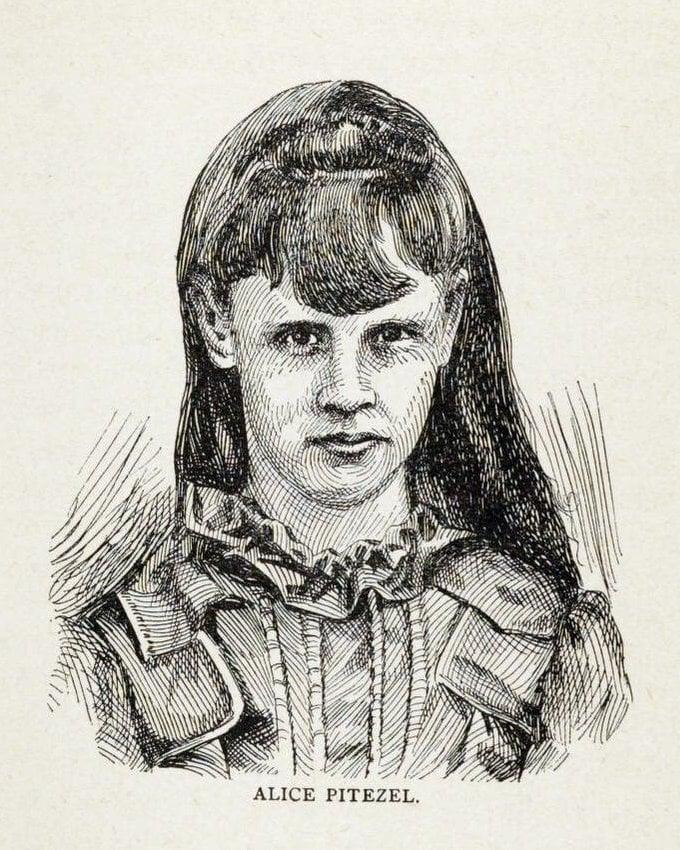 H H Holmes murder victim Alice Pitezel