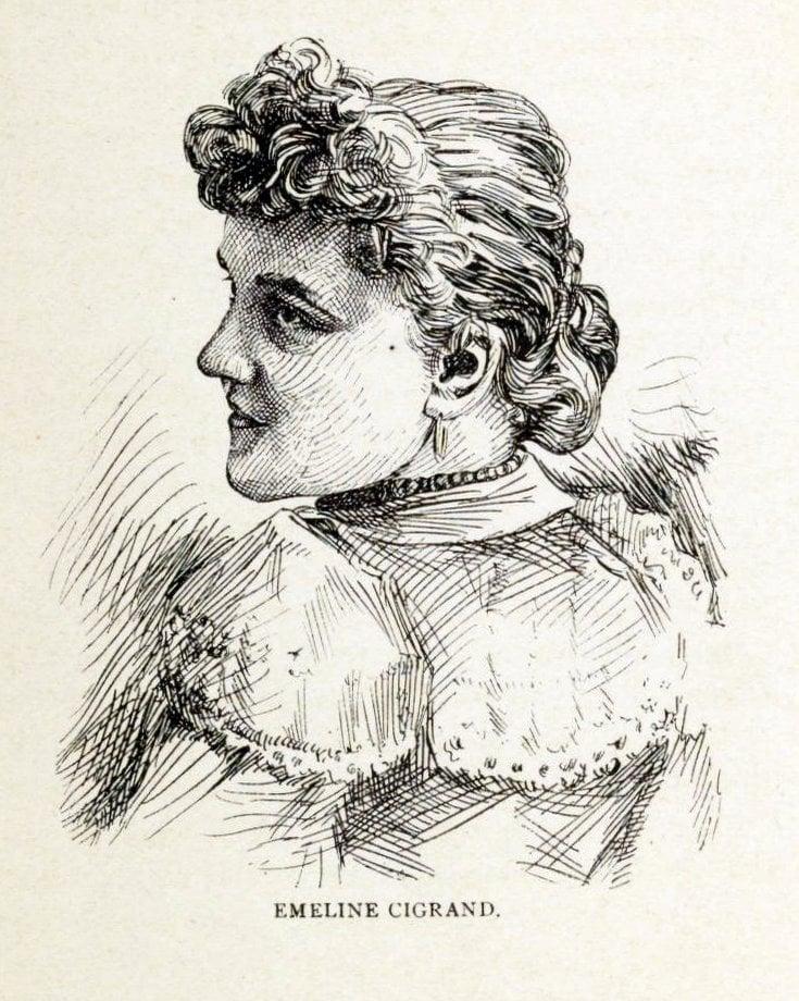 H H Holmes murder victim Emeline Cigrand