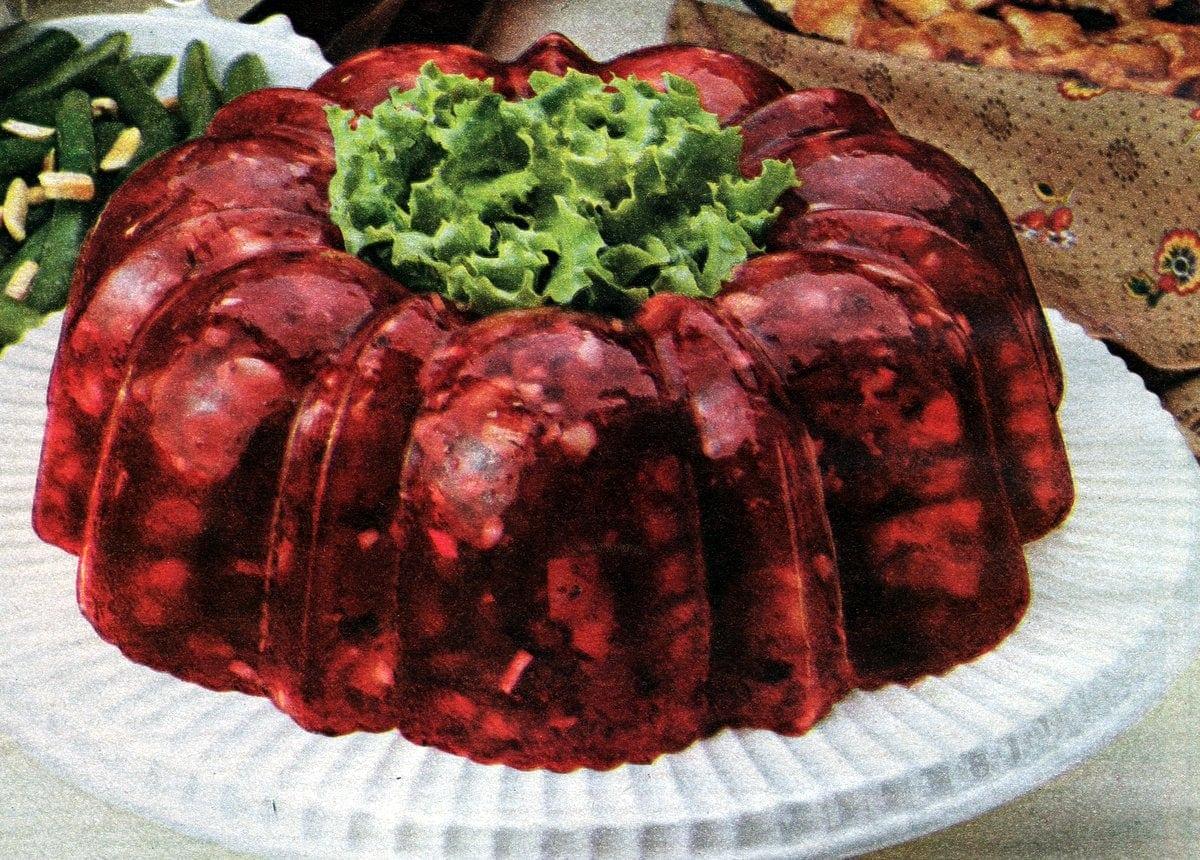 Serve a Cranberry Wobbler for Thanksgiving