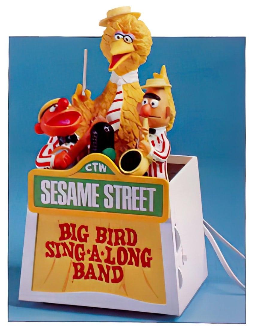 Sesame Street radios (1977)