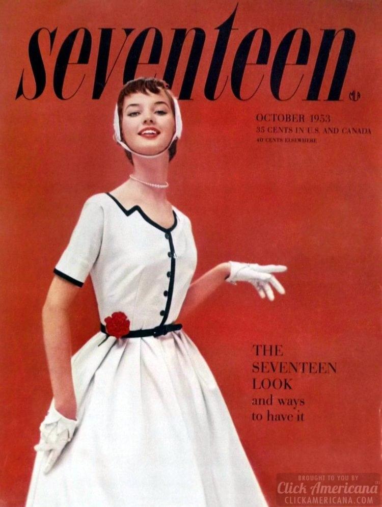 Seventeen - October 1953