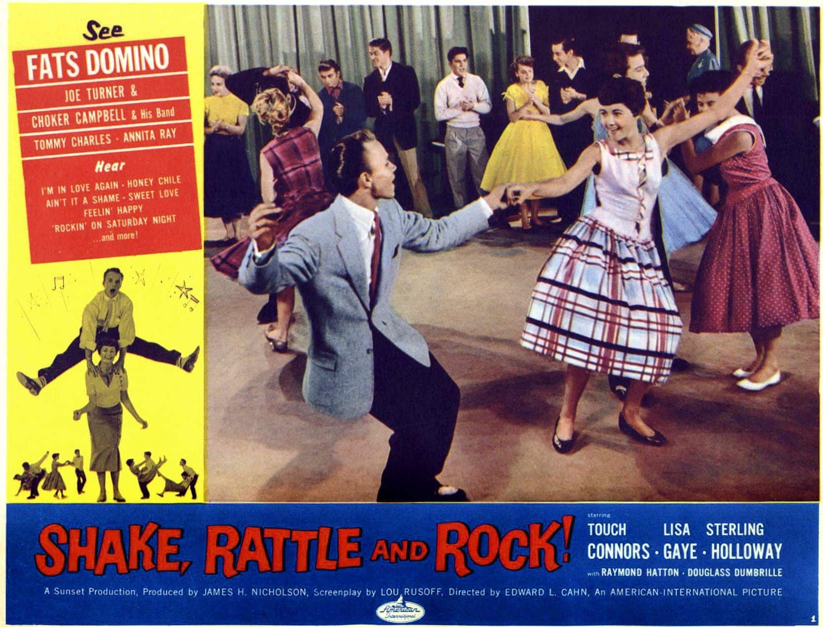 Shake Rattle and Rock movie
