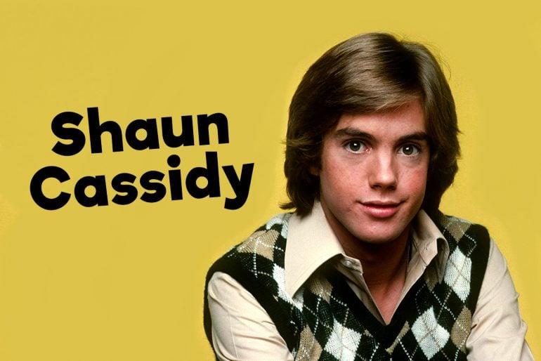 Shaun Cassidy actor