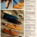 Vintage slippers for men - puffy, leather-look, moccasins and slip-ons