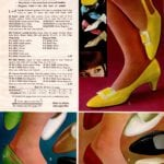 Bright and bold vintage pumps for women - Carol Brent Pattina shoe collection