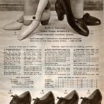 Shoes for women from the 1968 Wards catalog (23)