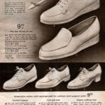 Shoes for women from the 1968 Wards catalog (25)
