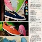 Washable women's Skips shoes - vintage tennis shoes like Keds or Vans