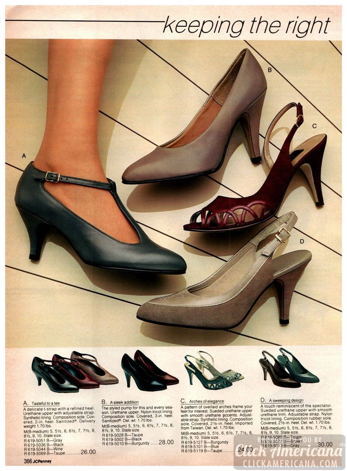 025b0360e4 '80s-style delicate T-strap with refined heel, styled pump and sueded. '