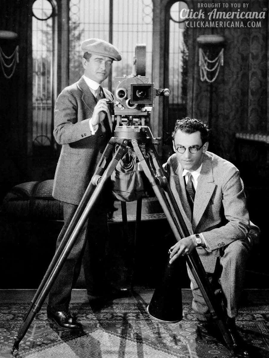 Silent films: Why so many old movies have been lost