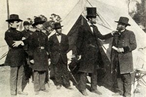 Silent film Dramatic Life of Abraham Lincoln 1924 (3)