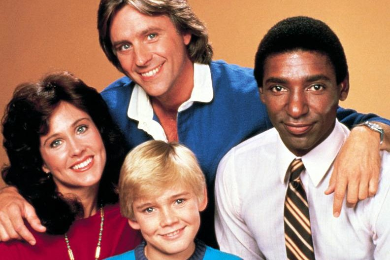 Silver Spoons TV show stars