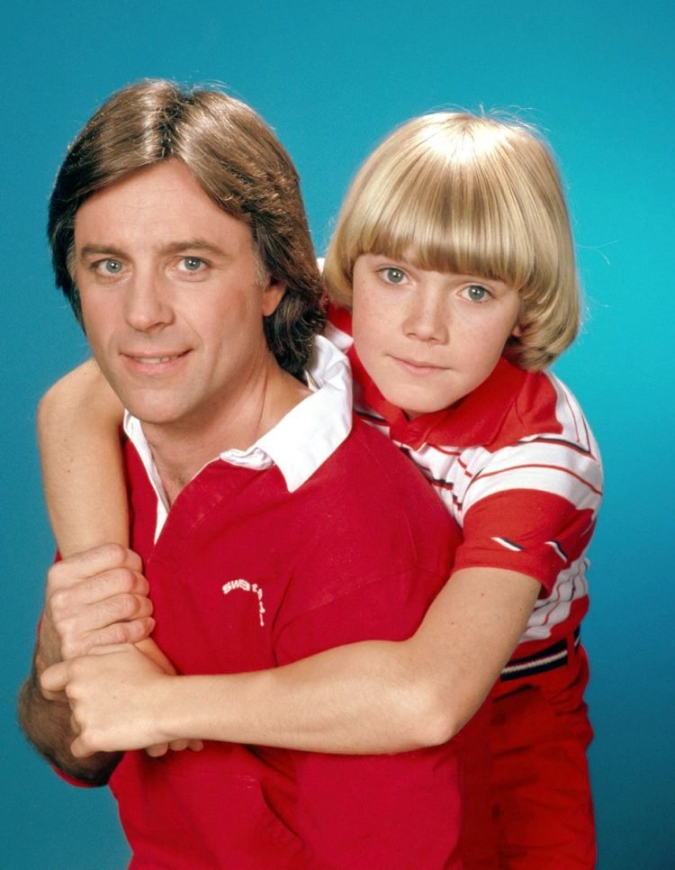 Silver Spoons TV show with young Ricky