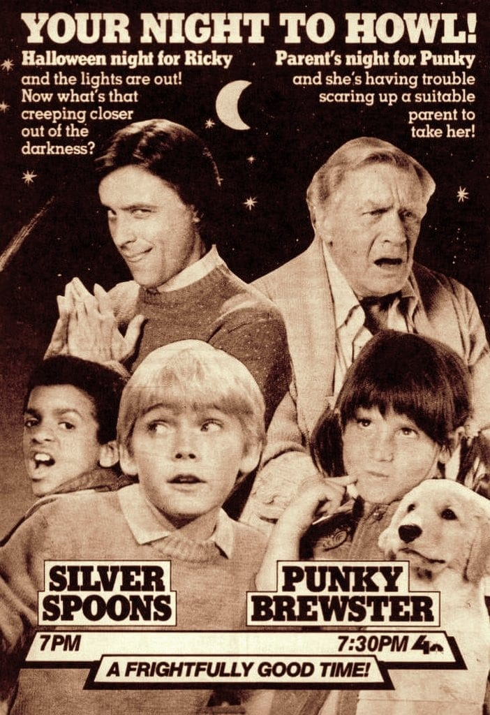 Silver Spoons and Punky Brewster Halloween TV specials