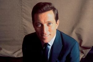 Singer Andy Williams