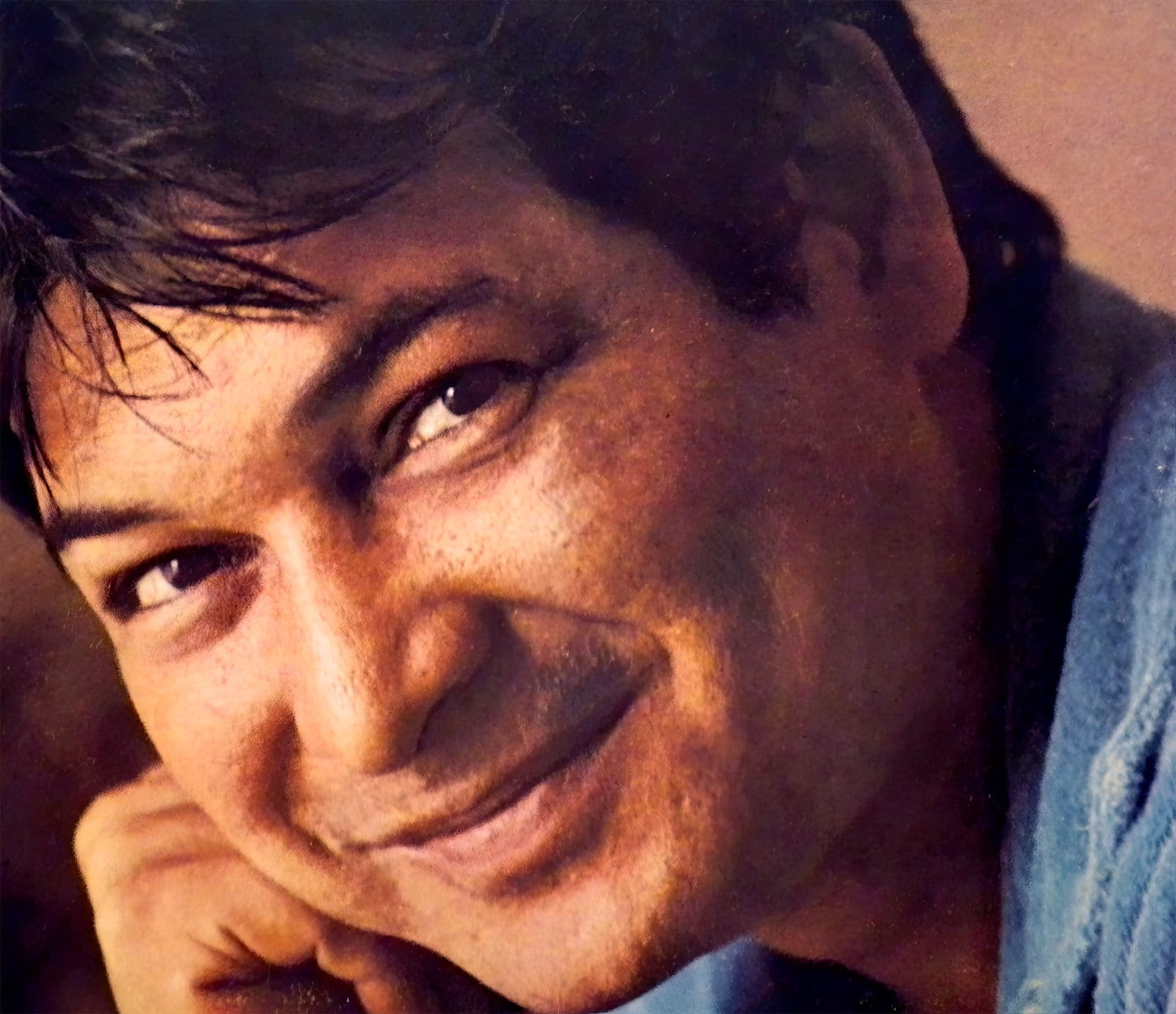 Singer Don Ho - smiling