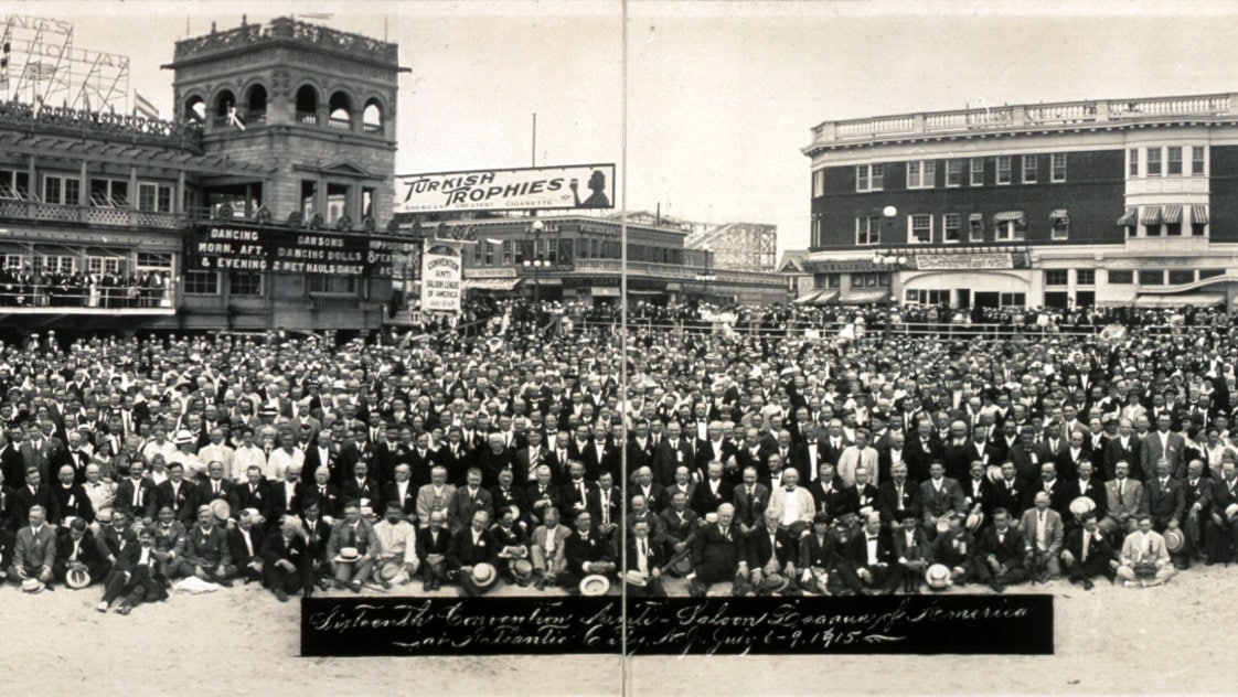 Sixteenth Convention, Anti-Saloon League of America at Atlantic City (1915)