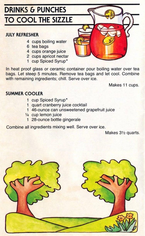 Sizzle Season - Retro picnic recipes from 1979 (2)