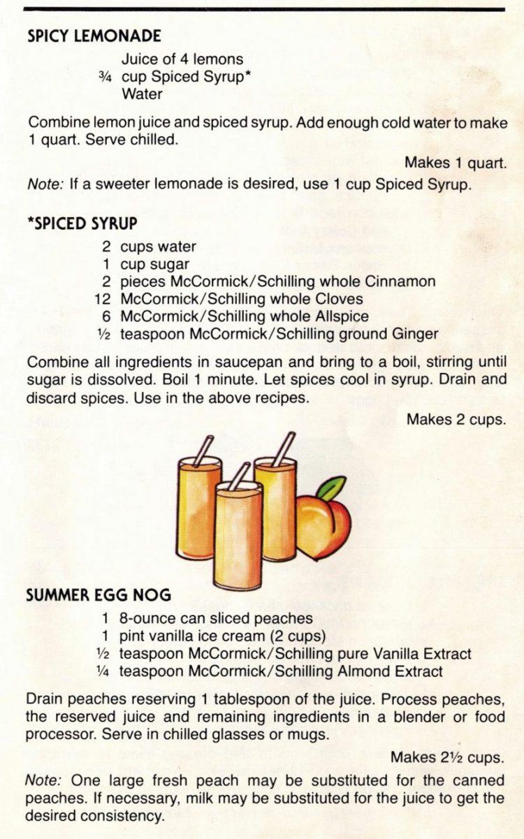 Sizzle Season - Retro picnic recipes from 1979 (3)