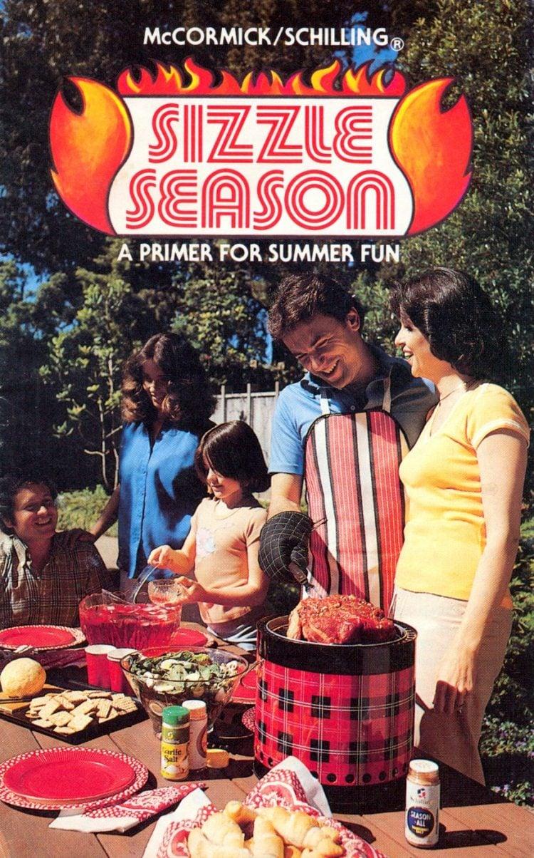 Sizzle Season - Retro picnic recipes from 1979 (6)