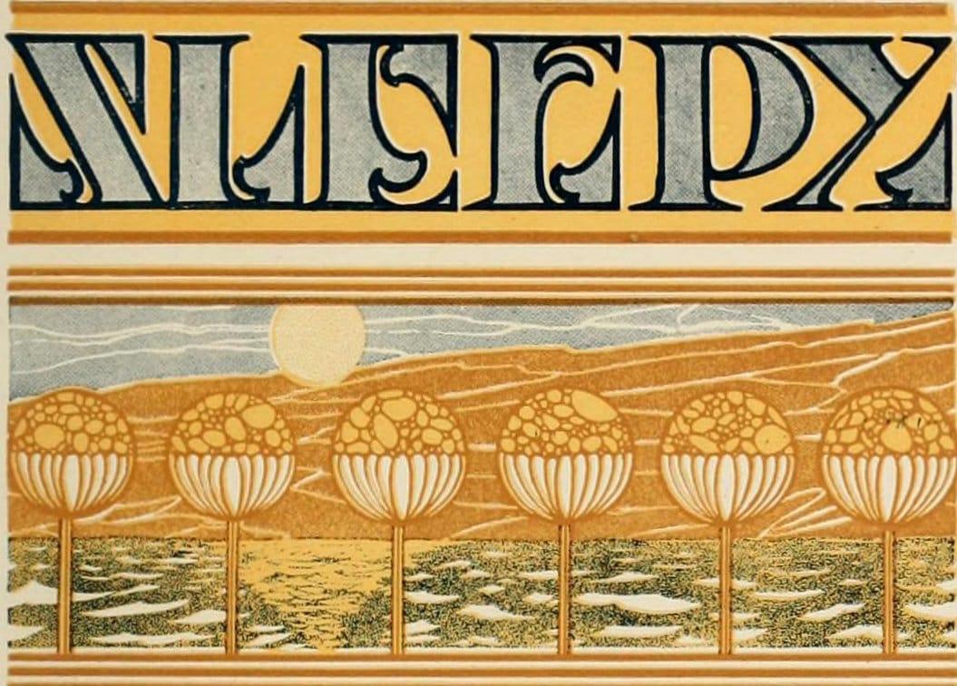 Sleepy poster - Victorian-era artwork