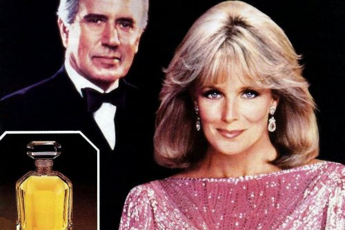 Smell like Dynasty! Forever Krystle & Carrington fragrances of the '80s