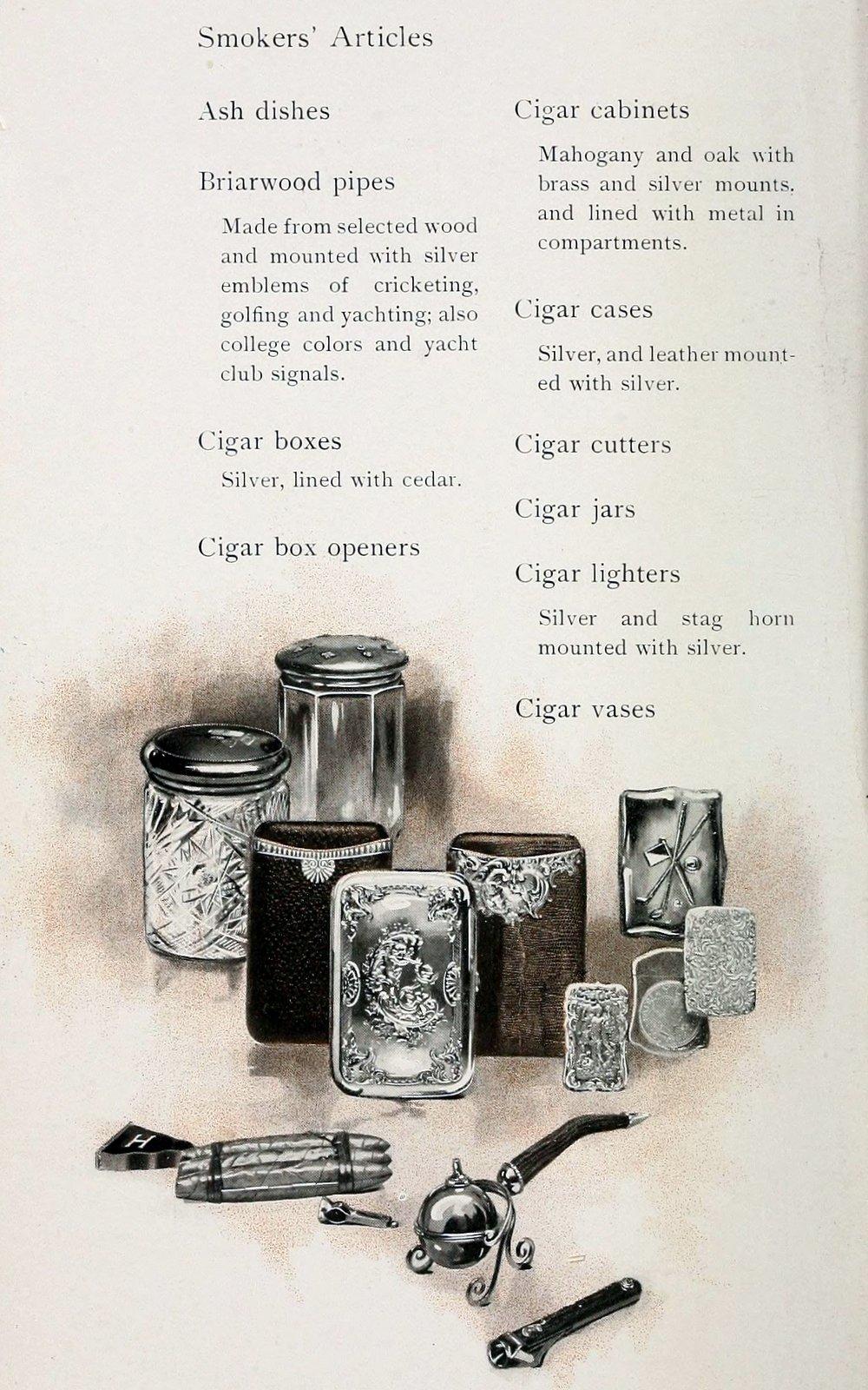 Smoker's Articles