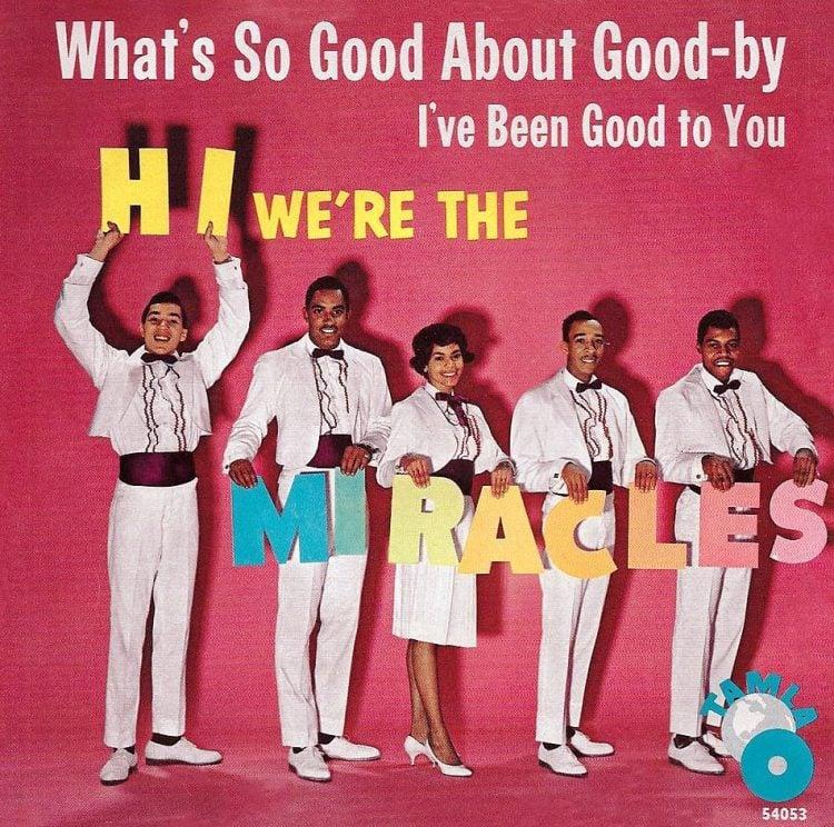 Smokey - Hi We're the Miracles
