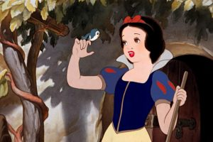 Snow White Disney movie - 1938