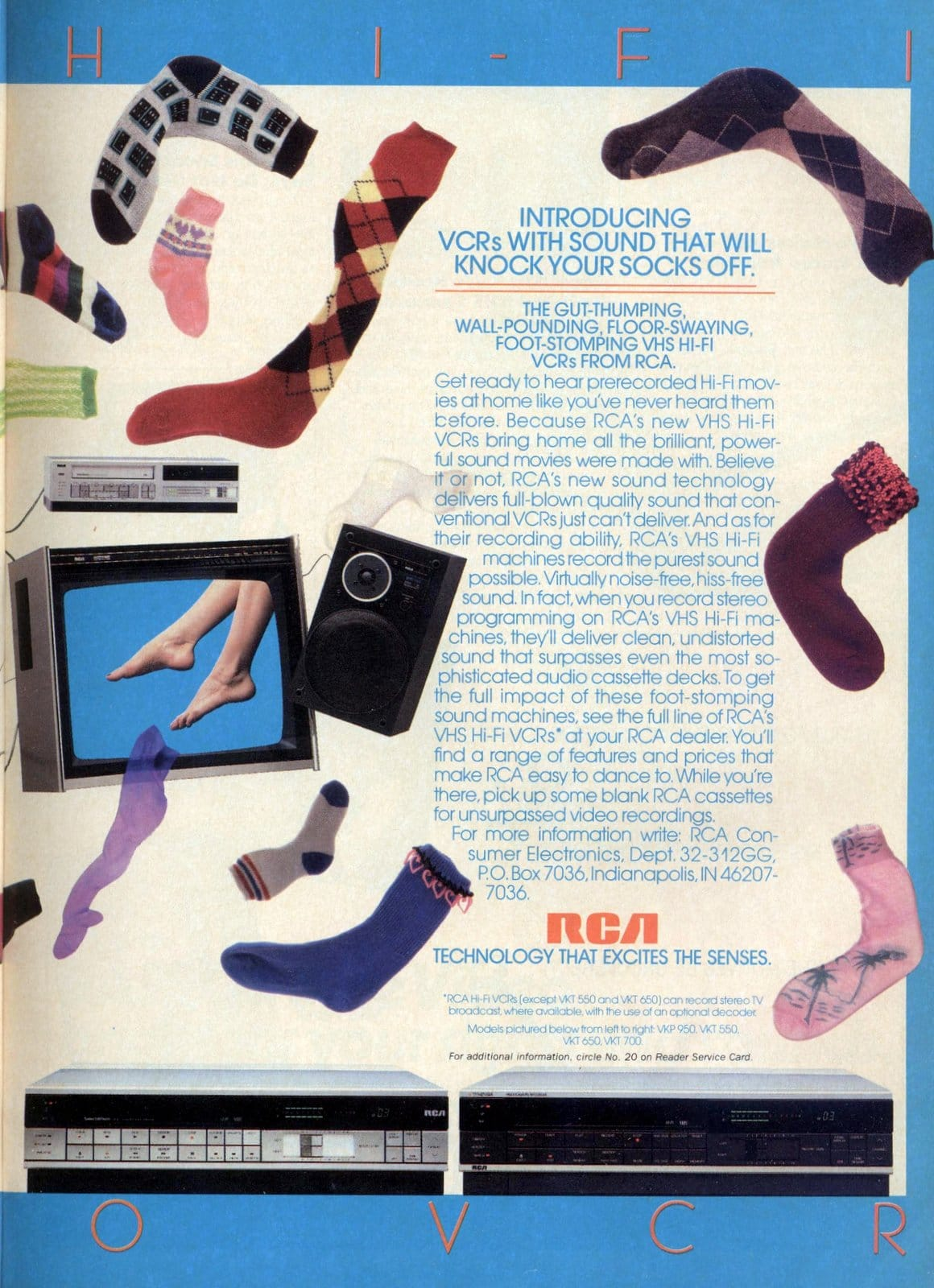Sock styles from 1985 (1)