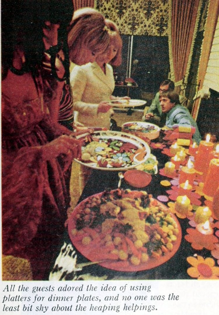 Sonny and Cher 3rd anniversary party - 1967 (3)
