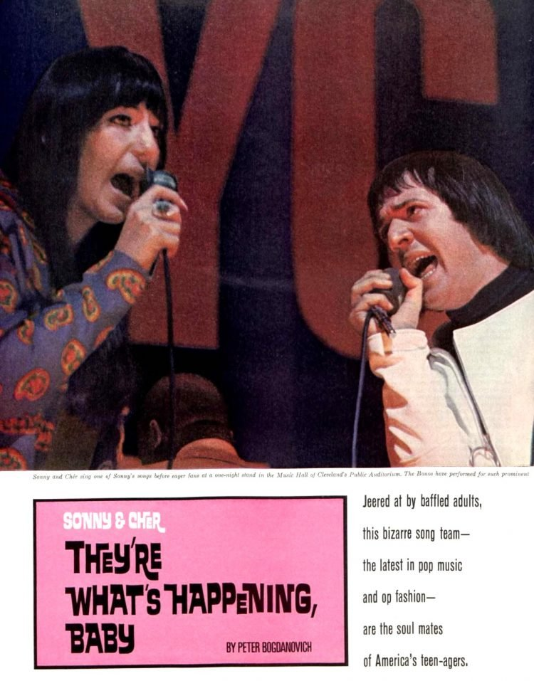 Sonny and Cher - They're what's happening baby - 1966