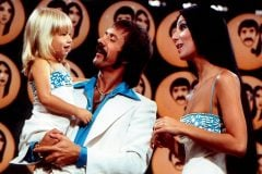 Sonny and Cher years on TV